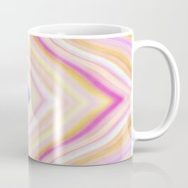Mild Wavy Lines VI Coffee Mug