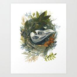Nest Study 1 Art Print