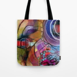 Interdimensional Tote Bag