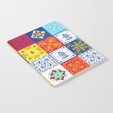 Azulejos  Notebook