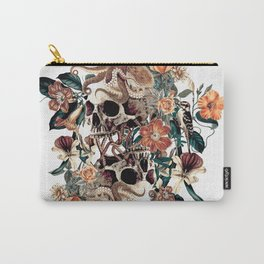 Fantasy Skull Carry-All Pouch