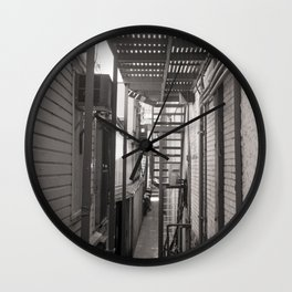 Places that are overlooked Wall Clock