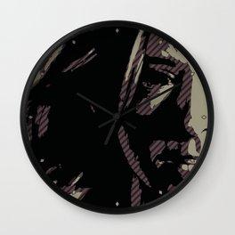 Dark Willow Wall Clock