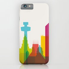 Shapes of Liverpool. Accurate to scale. iPhone 6s Slim Case