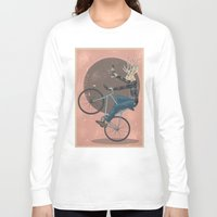 jackalope Long Sleeve T-shirts featuring Jackalope by Kelli Shaver