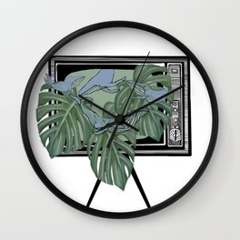 Long Time Ago Wall Clock