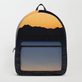 Running Towards the Sun Backpack