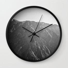 Colca Canyon Peru Wall Clock