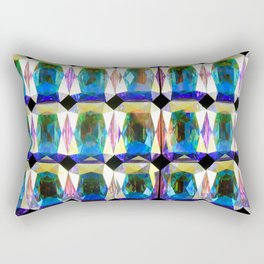 Aurora Full Blown Rectangular Pillow