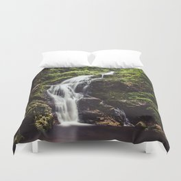 Wild Water - Landscape and Nature Photography Duvet Cover