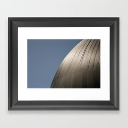 Full Blown Sails Framed Art Print