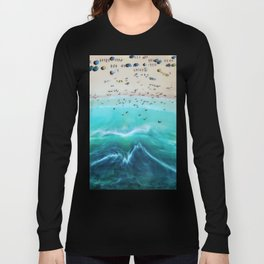 Surf Lessons Long Sleeve T-shirt