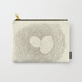 Who Egg ?  Carry-All Pouch