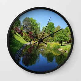 What Matters Most Wall Clock