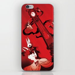 Masque of the Red Death iPhone Skin
