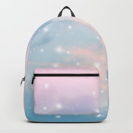 Pastel Cosmos Dream #2 #decor #art #society6 Backpack