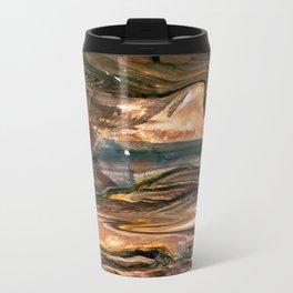 Petra's Paint Metal Travel Mug