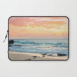 Honolulu Sunrise Laptop Sleeve