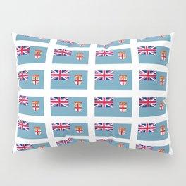 Flag of fiji-Fijian,Viti,फ़िजी,suva,iTaukei,Feejee. Pillow Sham