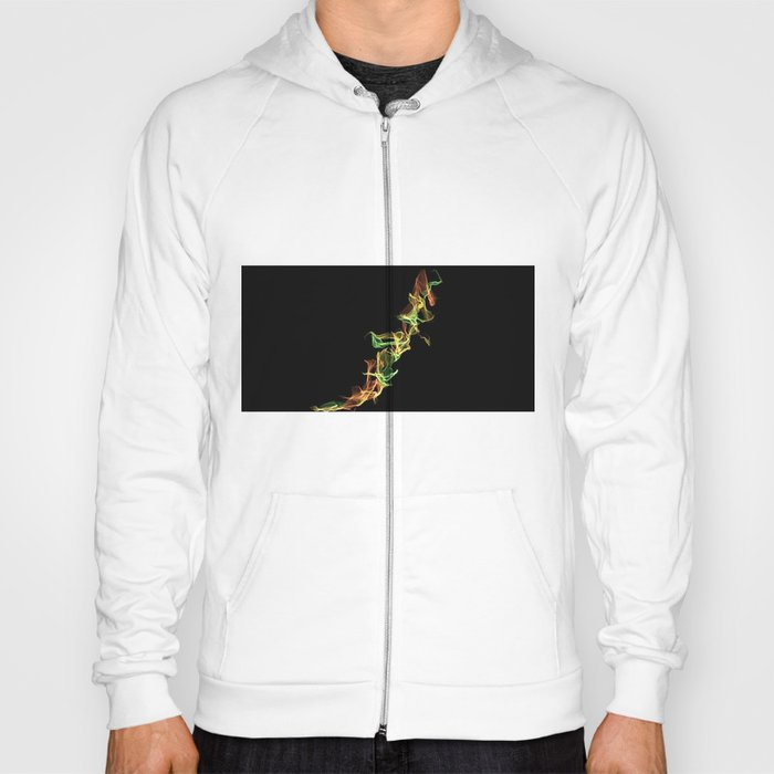 Electric smoke Hoody