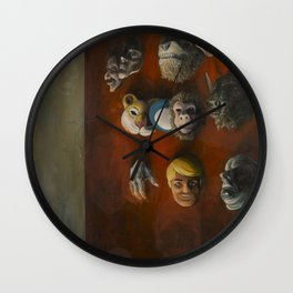 I choose you Wall Clock