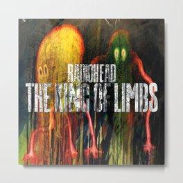 The King of Limbs Metal Print
