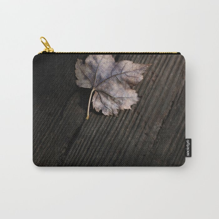 the lifelines of fall 2 Carry-All Pouch