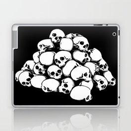 More Skulls Laptop & iPad Skin