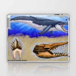 Basilosaurus Laptop & iPad Skin