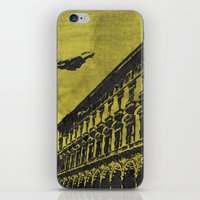 milan iPhone & iPod Skins featuring Milan 1 by Anand Brai
