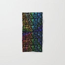 Joshua Tree Arco Iris by CREYES Hand & Bath Towel