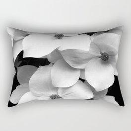 Flora Dogwood Rectangular Pillow