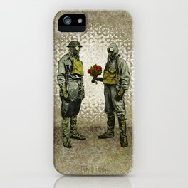Contagious Love iPhone Case