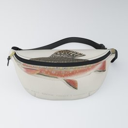 Trout fish Fanny Pack