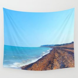 Summer beach Wall Tapestry