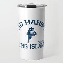 Sag Harbor - Long Island. Travel Mug