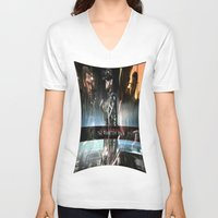 metal gear solid V-neck T-shirts featuring metal gear solid V  , metal gear solid V  games, metal gear solid V  blanket, by Eirarose