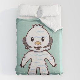 Abominable Yeti Comforters