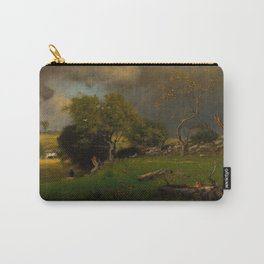George Inness - The Storm Carry-All Pouch