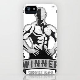 Winner iPhone Case