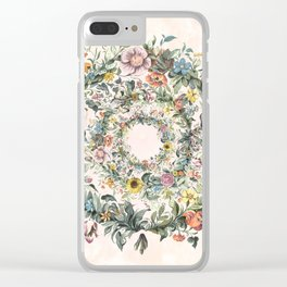 Circle of life Clear iPhone Case