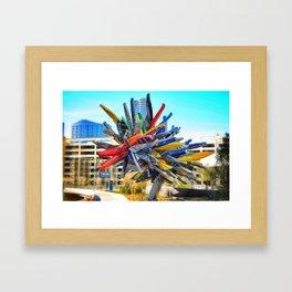 Vegas 2 Framed Art Print