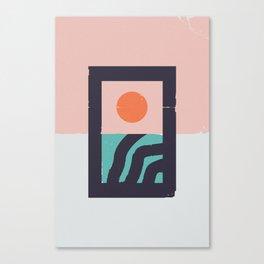 Sunsubiro Canvas Print