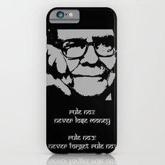 Value Slim Case iPhone 6s