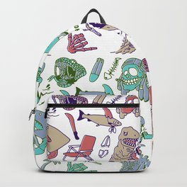 Summer Goods Multicolor Backpack