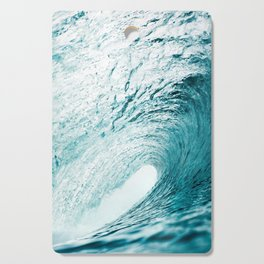 The Wave Cutting Board