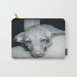 Day Dreaming Doxie Carry-All Pouch