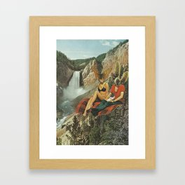 Mountain Romantics Framed Art Print