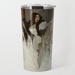 Those Weird Sisters Travel Mug