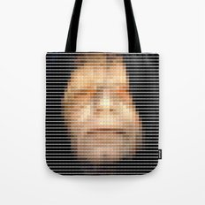 Emporer- StarWars - Pantone Swatch Art Tote Bag